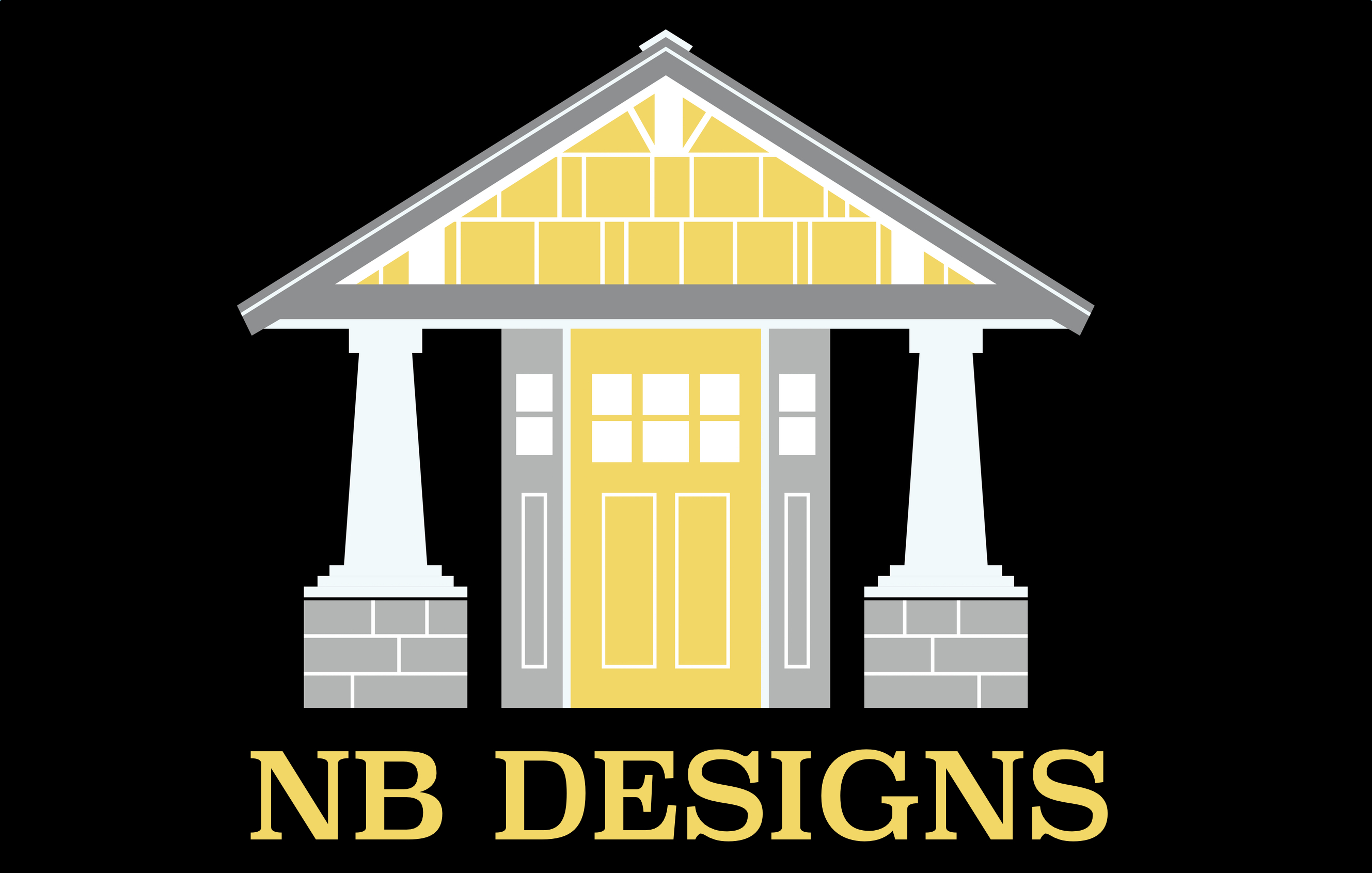 home design nb designs inc logo